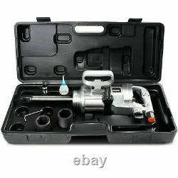 1900 ft. Lbs Air Impact Wrench 1 Drive Pneumatic Wrench Gun Extended Anvil Case