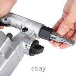 1Air Impact Wrench Gun Long Shank Heavy Duty Commercial Truck Mechanics 42