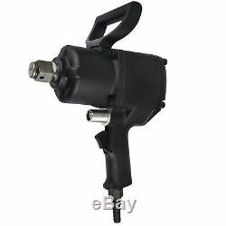 1 Dr Industrial Air Wrench Impact Gun Commercial HGV 1350 Ft-lb 1800Nm AT845