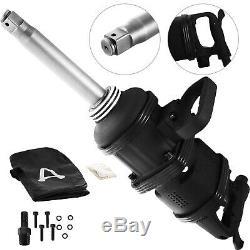 1 Drive Air Impact Wrench Gun 6800Nm Gun Power 5000FT/LBS High Torque GOOD