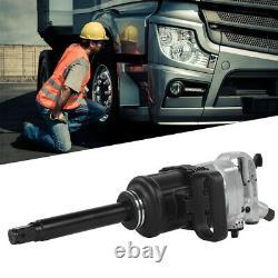 1 Industrial Inch Drive Impact Air Gun Heavy Duty Wrench 2180Nm