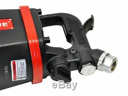 1 Industrial Inch Drive Impact Air Gun Wrench 4800Nm 3540ft-lbs