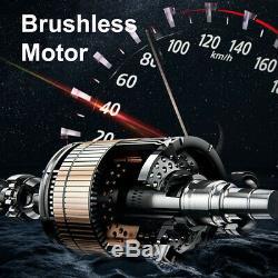 20V 600 N. M Cordless 69800mAh Brushess Impact Wrench Rattle Gun 2 Li-ion Battery