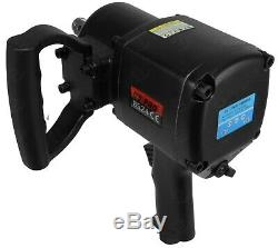3/4 Air IMPACT WRENCH 1800NM US. PRO By BERGEN High Power HEAVY DUTY IMPACT GUN