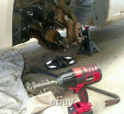 3/4 Cordless Impact Wrench Gun 20V Li-Ion HEAVY DUTY 1400 ft. Lbs Torque Wrench
