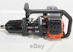 AIRTEC MASTER 35 Portable 2Stroke Petrol 1 Impact Driver Wrench Rattle Gun Dril