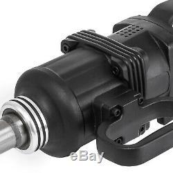 Air Impact Wrench Twin Hammer Heavy Duty Pneumatic Gun 1 Drive 2800N. M 2 Socket