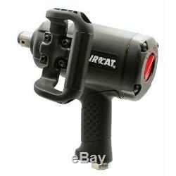 Aircat 1870 1 Drive Low Weight Pistol Grip Impact Gun Wrench 2,100 ft/lbs