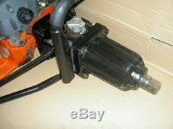 Airtec 35 Petrol 1 Inch Impact Wrench/gun Fully Serviced Used Condtion