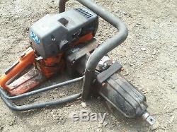 Airtec Petrol Impact Wrench Gun 1 inch drive