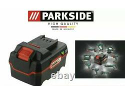 Award winning Parkside Cordless 20v Impact gun wrench