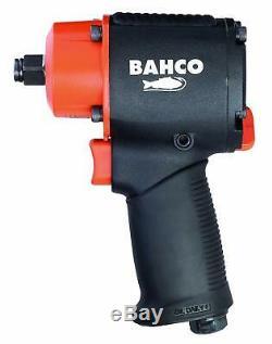 Bahco BPC813 1/2 Drive Micro Compact Air Gun Impact Wrench 678Nm NS. 1600F