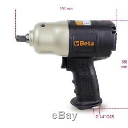 Beta 1927CD 1/2 Drive Air Reversible Impact Wrench / Gun 1020Nm