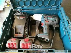 Bosch GDS 18 V-Li HT High Torque Impact Wrench / Gun