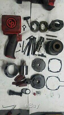 Chicago Pneumatic CP7769 Model D 3/4 Impact Wrench CP Composite Air Gun 3/4 IN