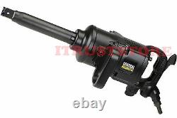 Commercial 1 1 In Dr Impact Gun Industrail Air Wrench Large High Torque Force