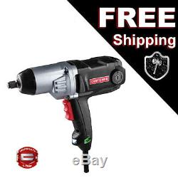 Craftsman Impact Gun Wrench 8 Amp Electric Heavy Duty 1/2 Corded Power Tool