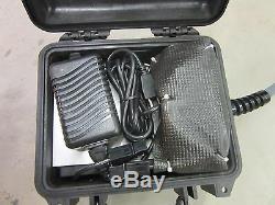 DC Impact Gun Wrench Electric Portable Rechargeable 1/2 Drive Portable 425 ft lb