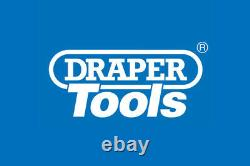 DRAPER 20V Cordless Impact Wrench with 2 LI-ION Batteries (3.0Ah) -No. 82983