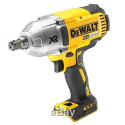 DeWALT DCF899HN 18V Cordless Brushless Hog Ring High Torque Impact Wrench Gun