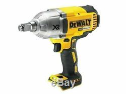 DeWALT DCF899N 18V Cordless Brushless High Torque Impact Wrench Gun