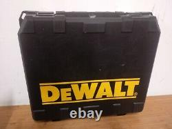 Dewalt Cordless 1/2 Impact Wrench Gun Driver With 2x Bat and Charger DW059 nut