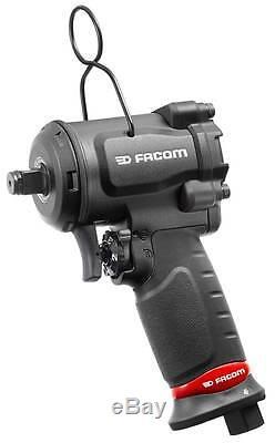 Facom NS. 1600F 1/2 Drive Micro Air Impact Gun Wrench 861Nm + Free PCL Fitting