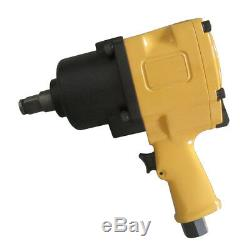 Heavy Duty Impact Wrench 3/4 Drive With 1600 Nm Pneumatic Wrench Socket Gun