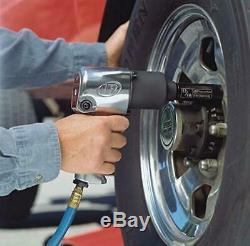 IR Impact Wrench 1/2 Inch Pneumatic for Lug Nut Gun High Torque Tire Best Bolt A