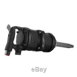 Industrial 1 Drive Air Impact Wrench Gun Heavy Duty Wrench 6800Nm 5000 ft-lb