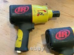 Ingersoll Rand 1 Impact Wrenches (Wheel Guns) Pair