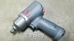 Ingersoll Rand 2125QTiMAX 1/2 Mini Air Pneumatic Impact Wrench Gun IR Titanium
