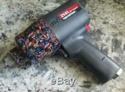 Ingersoll Rand 2141 3/4 Air Impact Wrench Ir Pneumatic Gun- Great Condition