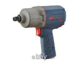 Ingersoll Rand 2235QTIMAX 1/2 Quiet Titanium Impact Wrench Air Gun Tool