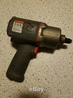 Ingersoll Rand 2235TiMAX 1/2 Pneumatic Air Impact Wrench Gun IR 2235 TI 1/2