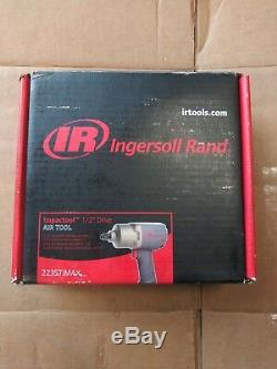 Ingersoll Rand 2235 Titanium 1/2 Drive Air Impact Wrench pneumatic gun tool IR