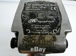 Ingersoll Rand 261-3 3/4 Air Impact Wrench Gun Tool With 3 Extended Anvil