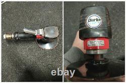 JCB CAC24 24L Air Compressor / Clark DA Sander Impact Wrench Spray guns Air guns