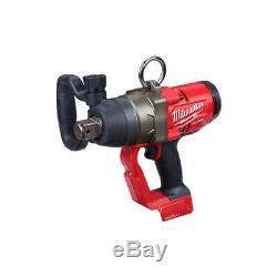 MILWAUKEE 1 High Torque Impact Wrench, Bare Tool, M18 FUEL gun ONE-KEY