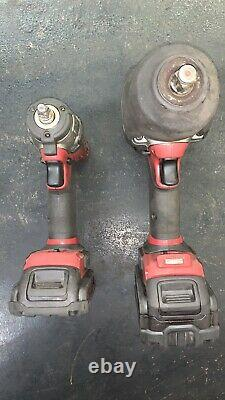 Mac Impact Gun Wrench Driver Tools 18v