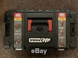 Mac Tools 18v Battery Impact Wrench/gun Set