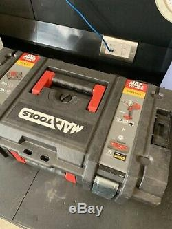 Mac Tools 18v Impact Wrench Kit BWP151P2 Battery Gun