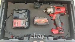 Mac Tools 18v battery cordless Impact Gun wrench