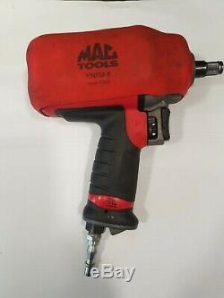 Mac Tools 1/2Inch titanium Air Gun impact Wrench
