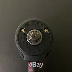 Mac Tools 1/2 Air Impact Ratchet Gun Wrench Mpf990501 Led Light Titanium