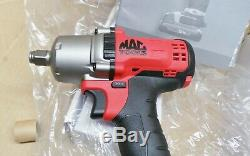 Mac Tools 1/2 Battery Impact Wrench Gun 10.8v NEW (BWP050C)