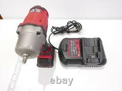 Mac Tools 1/4 Drive 12 Volt Impact Wrench Gun Model BWP025 W Battery & Charger