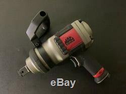 Mac Tools 1 Air Impact Ratchet Gun Wrench Awp099 Titanium