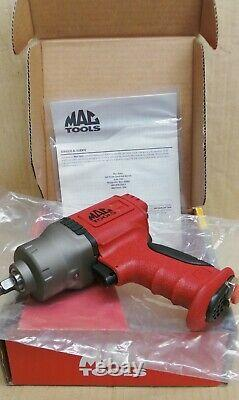 Mac Tools 3/8 Drive Impact Wrench Air Gun Twin Hammer NEW (AWP280Q)