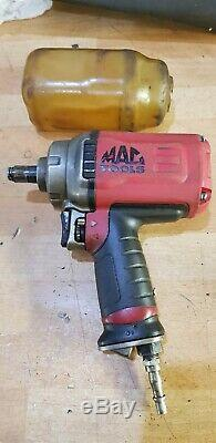 Mac Tools AWP050 1/2 Titanium Pneumatic Impact Wrench Air Gun'Big Daddy